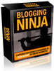 Thumbnail Blogging Ninja with Master Resell Rights