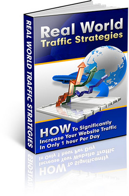 Product picture Real Traffic Strategies