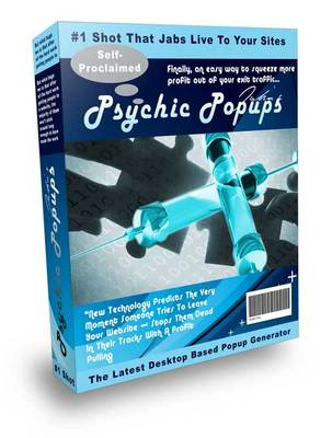 Product picture Psychic Pops Software