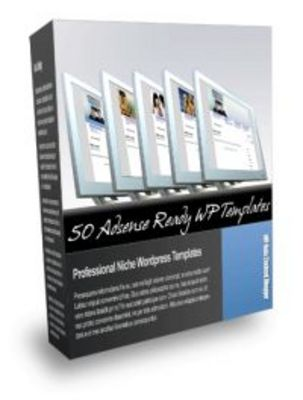 Product picture 50 Blog Themes with Resell Rights